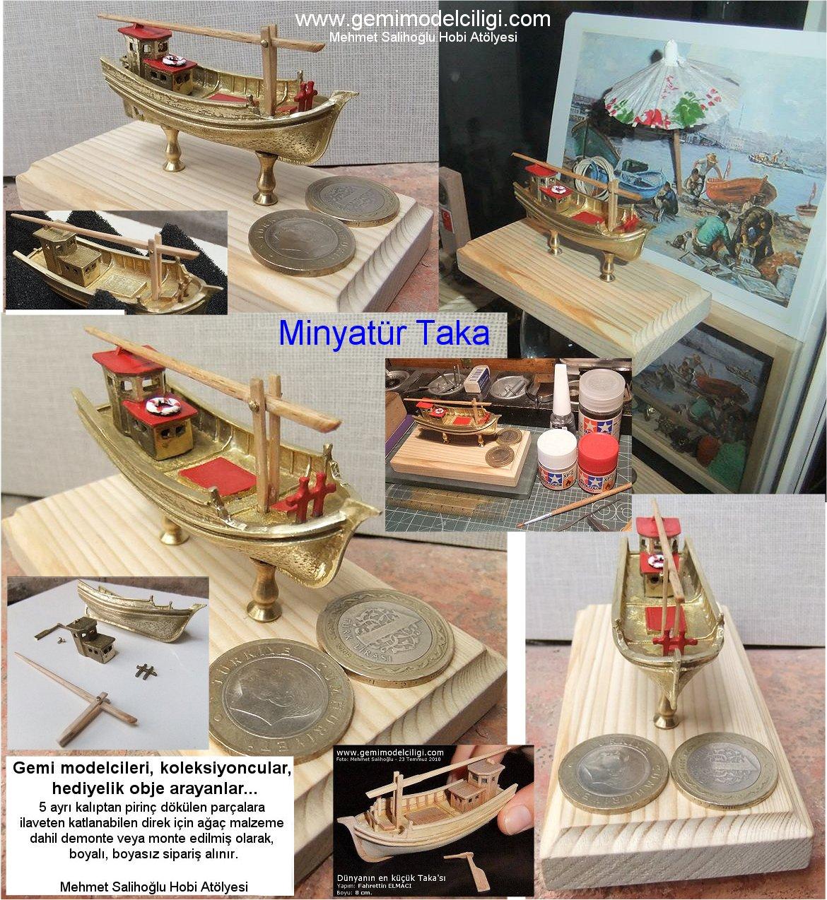 Şişe Mantarından Yelkenli Yapımı